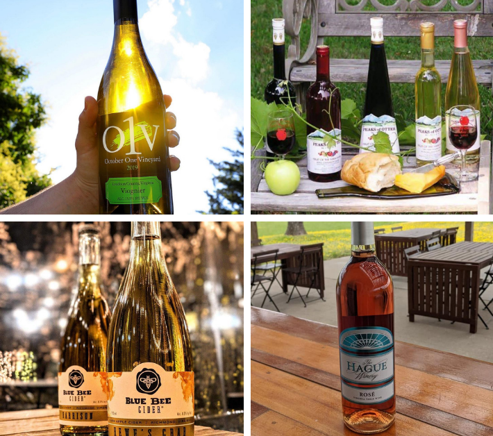 VWDC WINERY COLLAGE